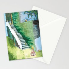 Princess Searching Stationery Cards