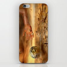 Coincidence or fate iPhone & iPod Skin