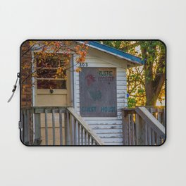 Rustic Rooster Guest House, Almont, North Dakota Laptop Sleeve