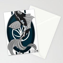 Kuro Koi Climax  Stationery Cards