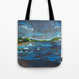 Intracoastal Waterway Tote Bag