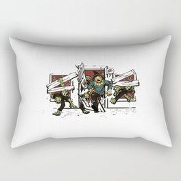 If I Only Had a Brain Rectangular Pillow