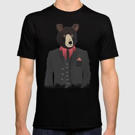mr grizzly T-shirt