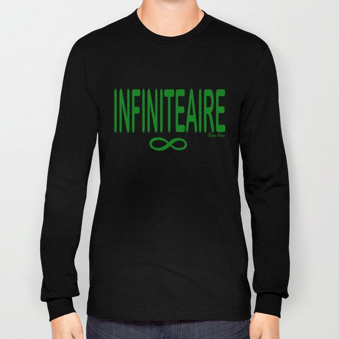 INFINITEAIRE - Rasha Stokes Long Sleeve T-shirt
