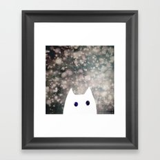 cat-56 Framed Art Print