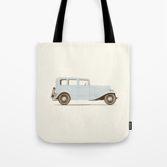 Car of the 1930's Tote Bag