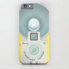 VINTAGE CAMERA YELLOW Slim Case iPhone 6s