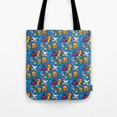 Sea pattern 01 Tote Bag