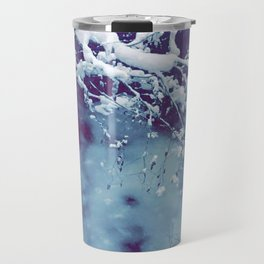 Winter Begins Travel Mug