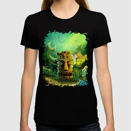 Encounter At The Cove T-shirt