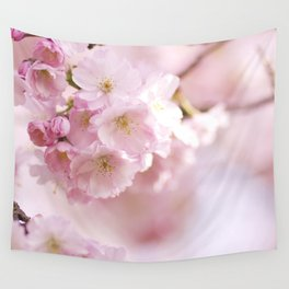Spring Power Wall Tapestry