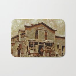 Once Upon a Time In West, Gold Rush Bath Mat