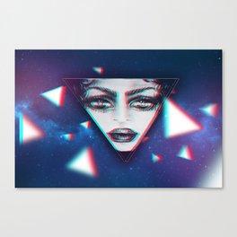 dimensional snap Canvas Print