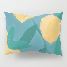 The Pastel Lemon View Pillow Sham