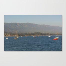 Santa Barbara 2478 Canvas Print