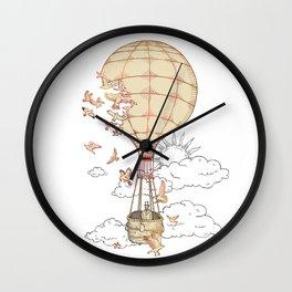 Knowledge Wall Clock