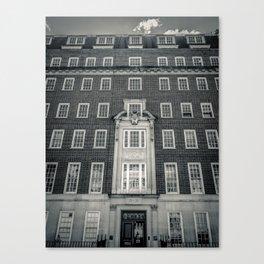 Egginton House Canvas Print