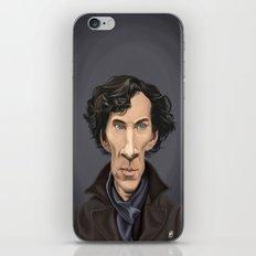 Celebrity Sunday ~ Benedict Cumberbatch iPhone & iPod Skin