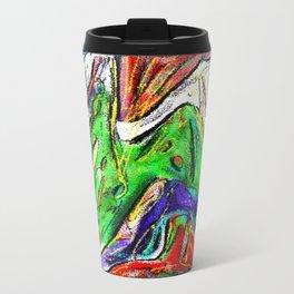 Misunderstood - Texture 7 Travel Mug