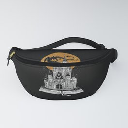 Fairytale Book Fanny Pack