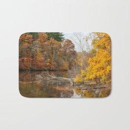 Fall Colors in Katonah Bath Mat