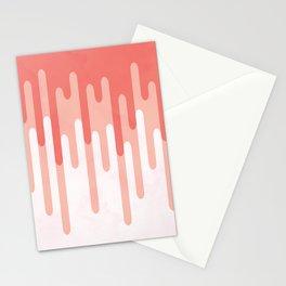 Salmon melt Stationery Cards