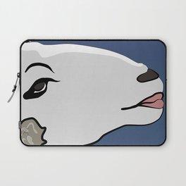 Flirty Sheep Laptop Sleeve