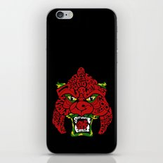 Battle-Cat iPhone & iPod Skin