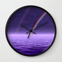 Tranquility III Wall Clock