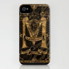 Mässillon Darkness Slim Case iPhone (4, 4s)