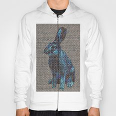 Blue Hare Hoody