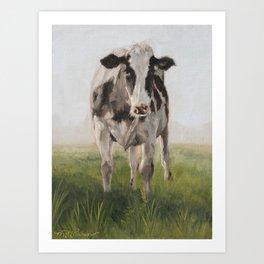 meadow stroll Art Print