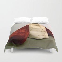 Comfortable Torture Duvet Cover