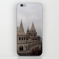 budapest iPhone & iPod Skins featuring Budapest by L'Ale shop