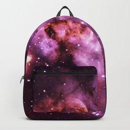 Eta Carinae and the Keyhole Nebula Backpack