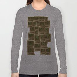 A to Z  Long Sleeve T-shirt