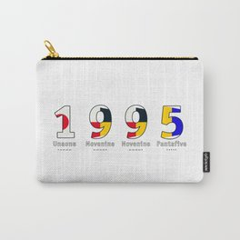1995 - NAVY - My Year of Birth Carry-All Pouch