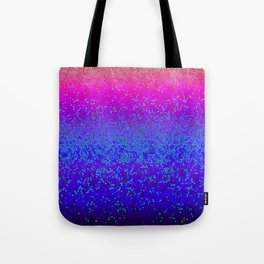 Glitter Star Dust G248 Tote Bag