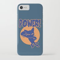 power iPhone & iPod Cases featuring Power! by BATKEI