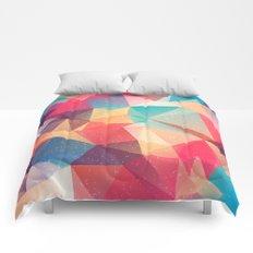 Geometric pattern Comforters