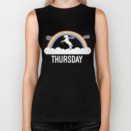 Thursday Biker Tank