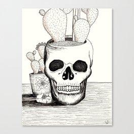 Mazapán Canvas Print