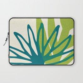 Whimsical Greenery Laptop Sleeve