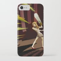 evil dead iPhone & iPod Cases featuring Evil Dead Tribute by Anniz