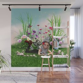 Fairy Ring Enchantment Wall Mural