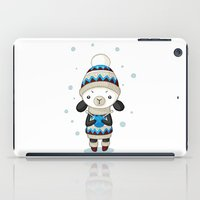 sheep iPad Cases featuring Sheep by Freeminds
