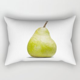 The Perfect Pear Rectangular Pillow