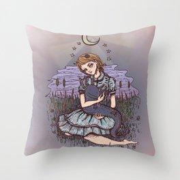 Axo Throw Pillow