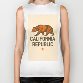 California Republic Biker Tank