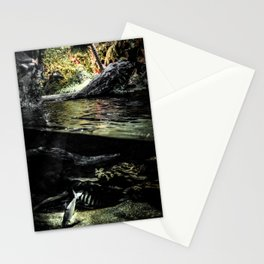 Worlds Divided Stationery Cards